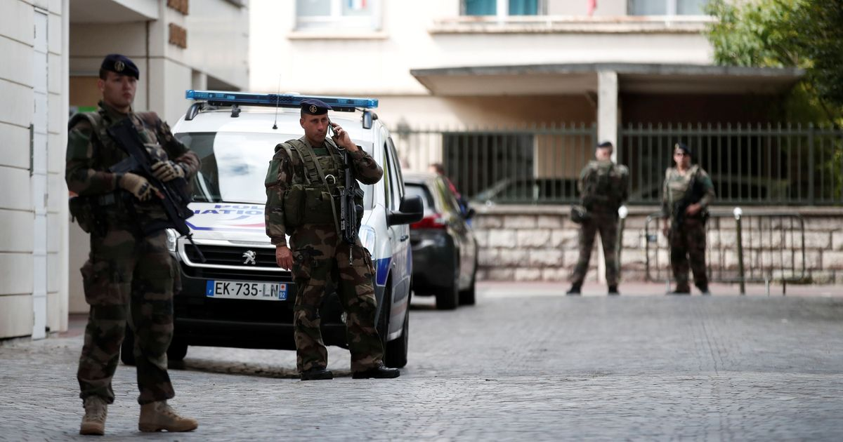 Paris: Six soldiers injured after BMW rams into them, terror attack suspected