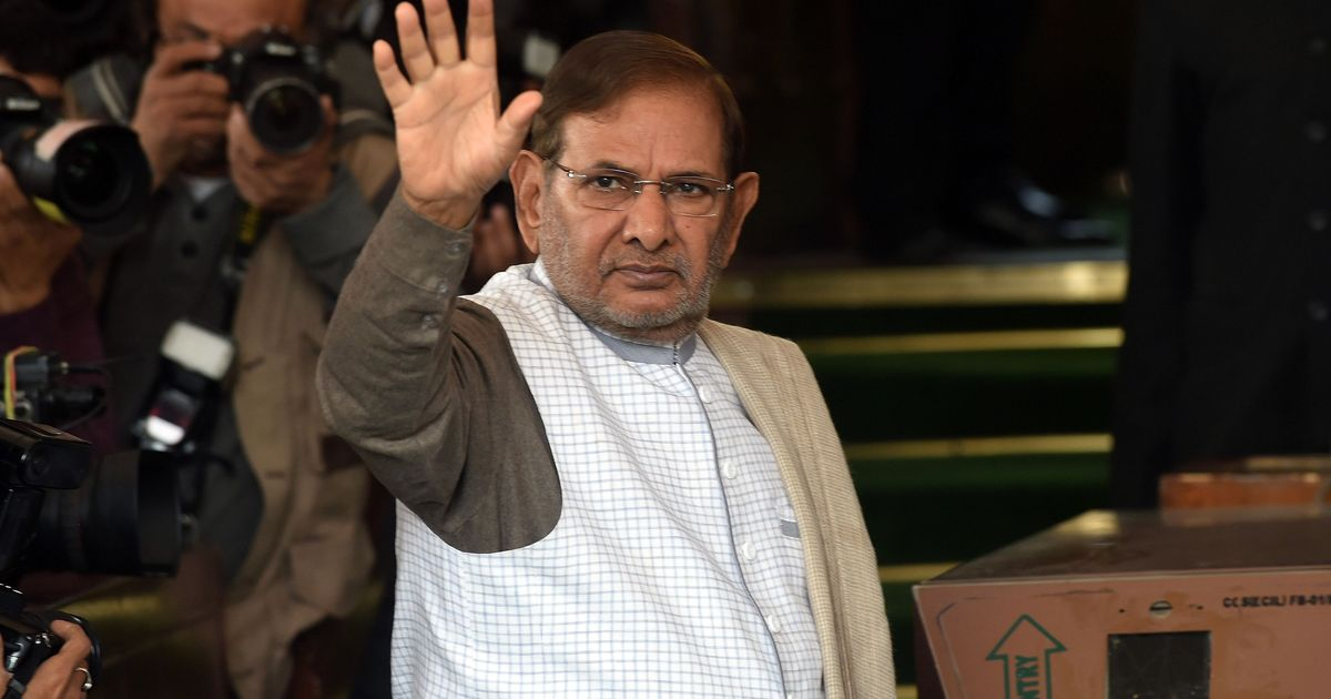Victory despite 'toughest hurdles': JD(U)'s Sharad Yadav congratulates Congress leader Ahmed Patel