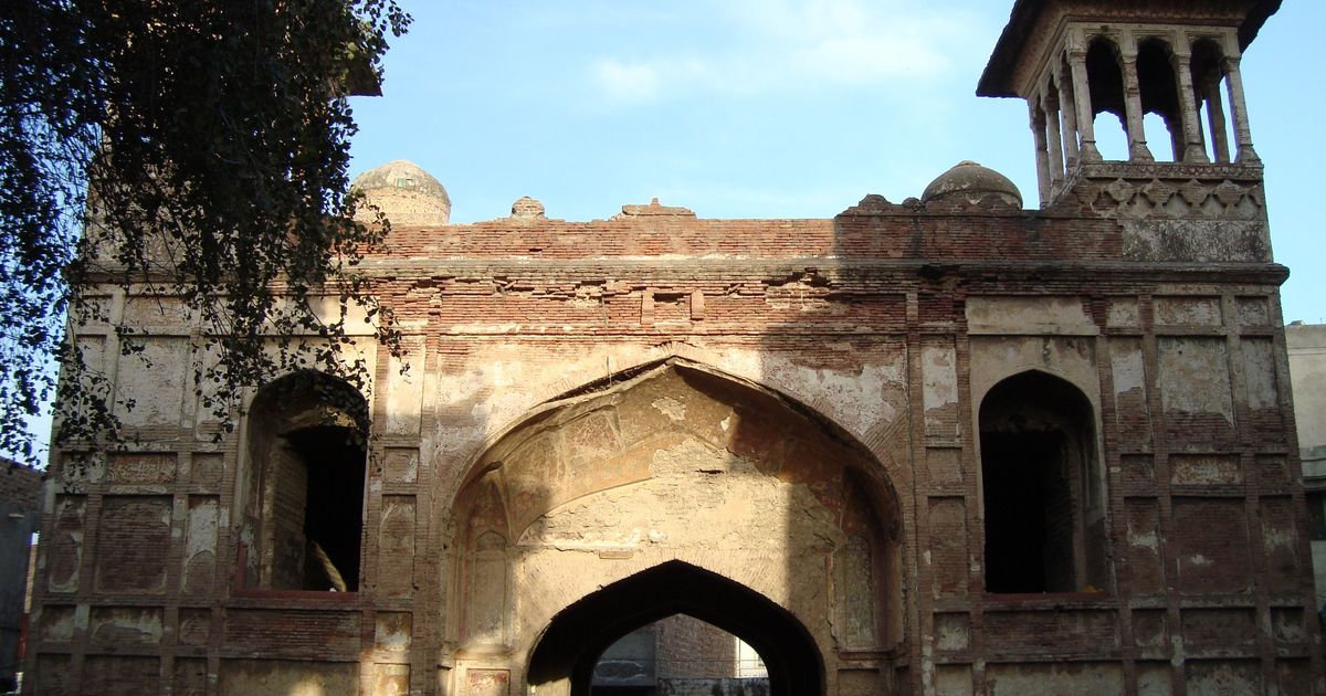 How Lahore came to claim the rebellious and gifted Mughal princess Zeb-un-Nisa as its own