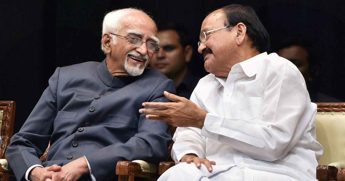 The big news: Venkaiah Naidu sworn in as vice president, and 9 other top stories