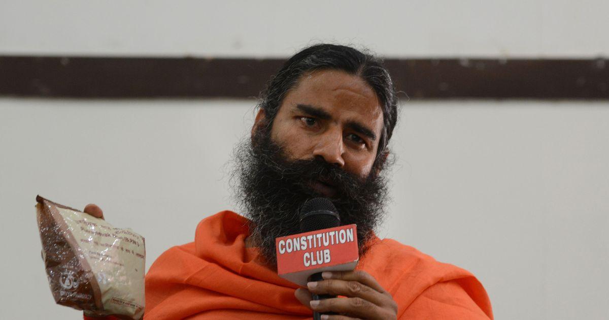 Delhi court bars sale of book about Ramdev