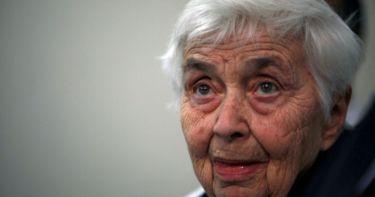 German doctor and nun Ruth Pfau, often called Pakistan's Mother Teresa, dies at 87