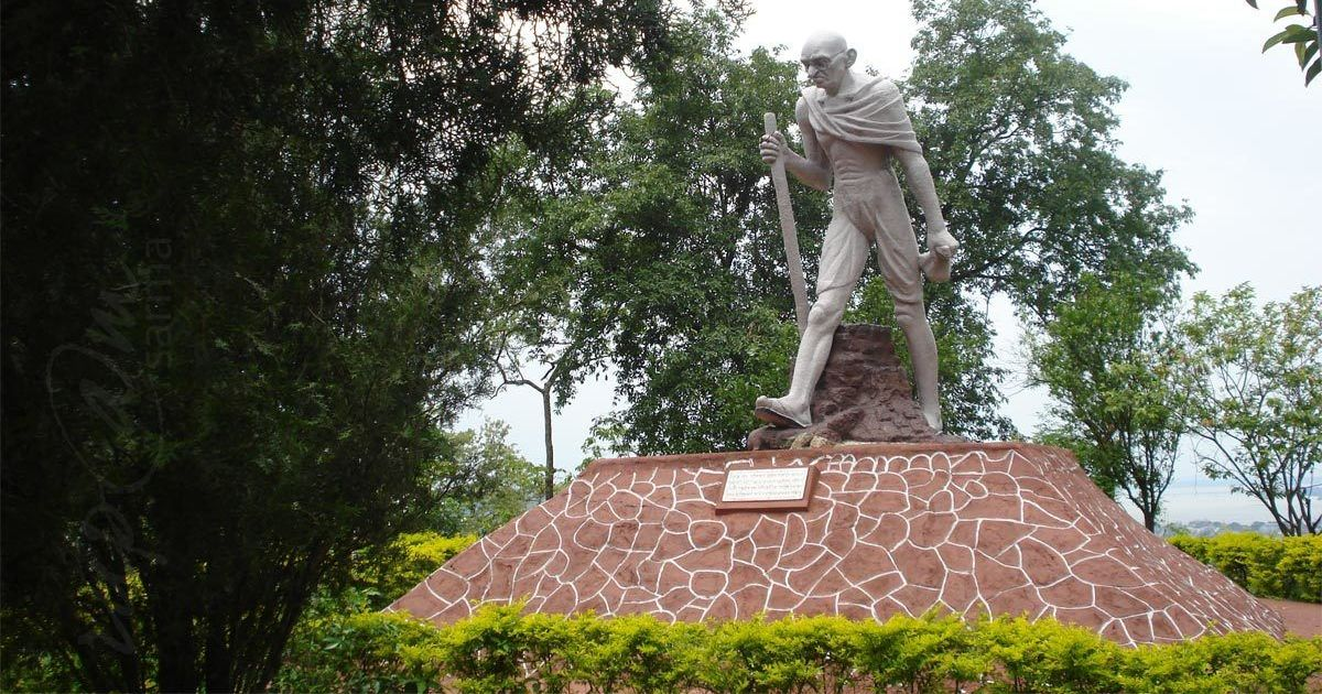 Artists' community condemns decision to dismantle Ramkinkar Baij's Gandhi statue in Guwahati