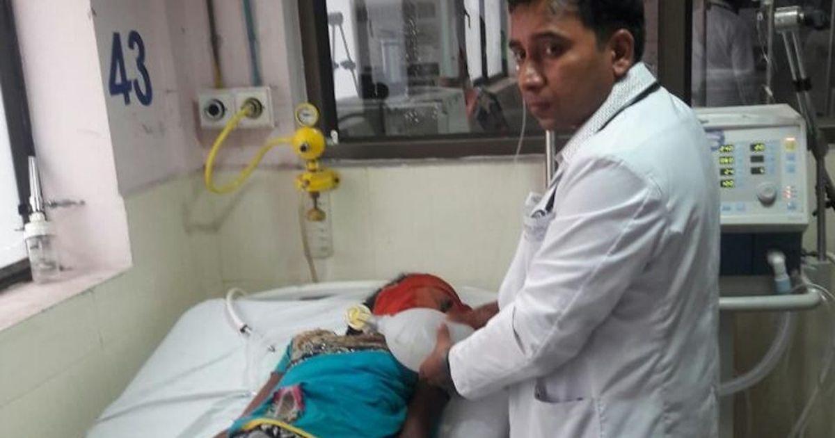 Uttar Pradesh: 30 children died in 48 hours in Gorakhpur hospital after oxygen supply failed