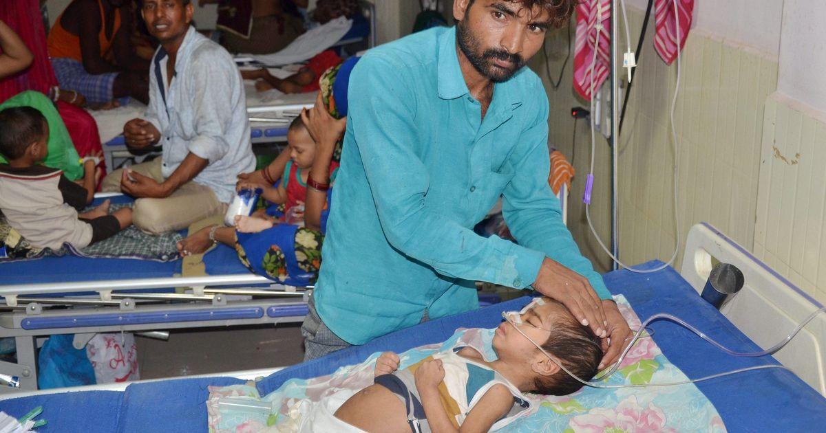 Gorakhpur hospital tragedy: Opposition demands resignations of CM Adityanath, health minister