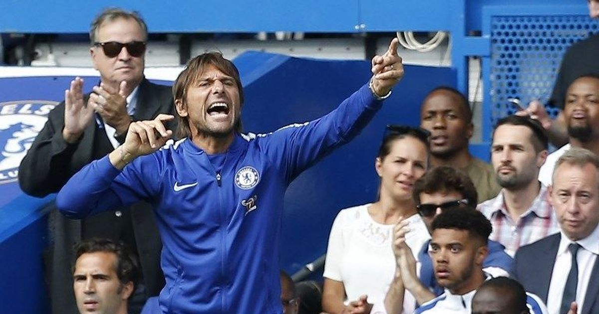 I saw two faces of my team: Chelsea's Conte looks for silver lining after loss against Burnley