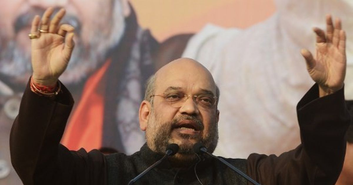 Gorakhpur deaths: It is a mistake that happened at some level, says Amit Shah