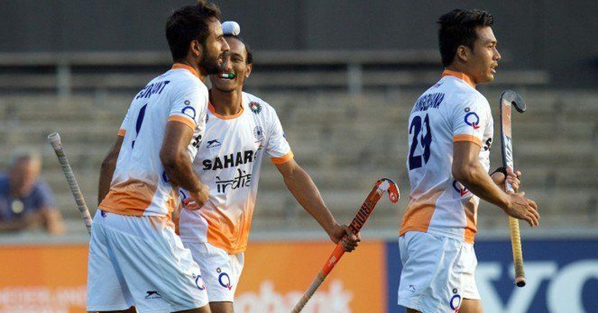 With 9 juniors, resolute India beat experienced Netherlands 2-1 at home to clinch series