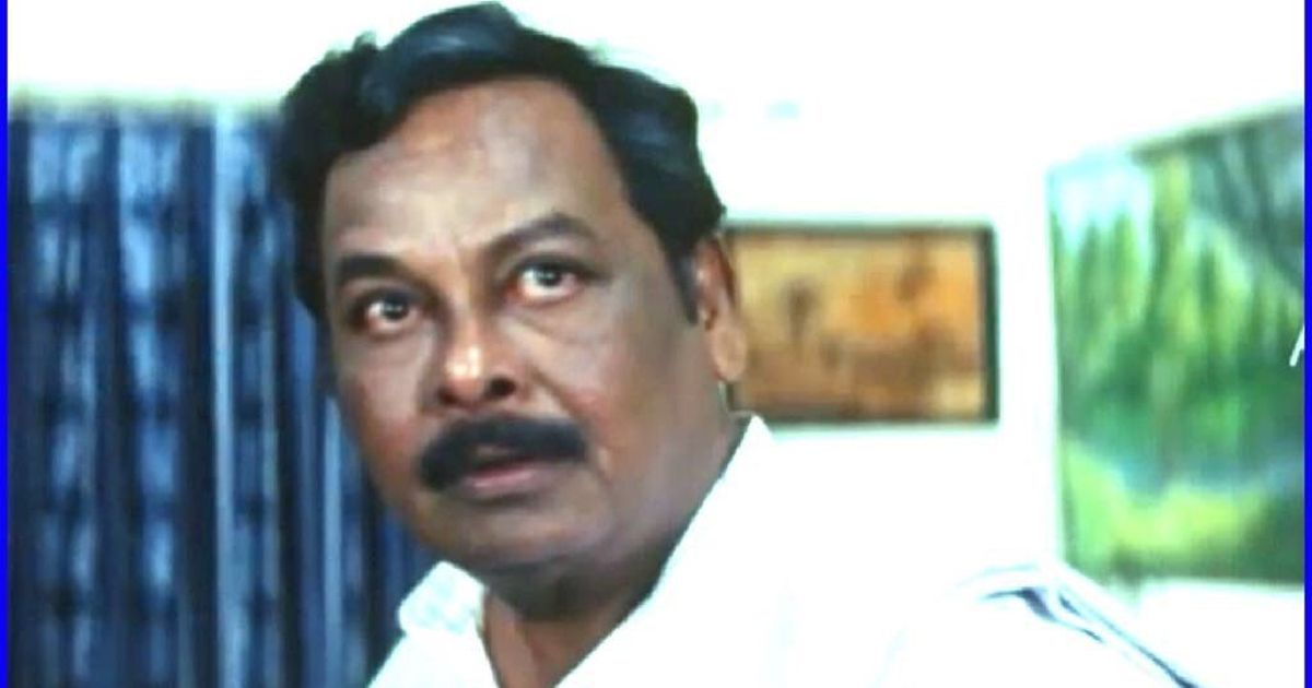 Veteran Tamil actor Shanmugasundaram dies at 77