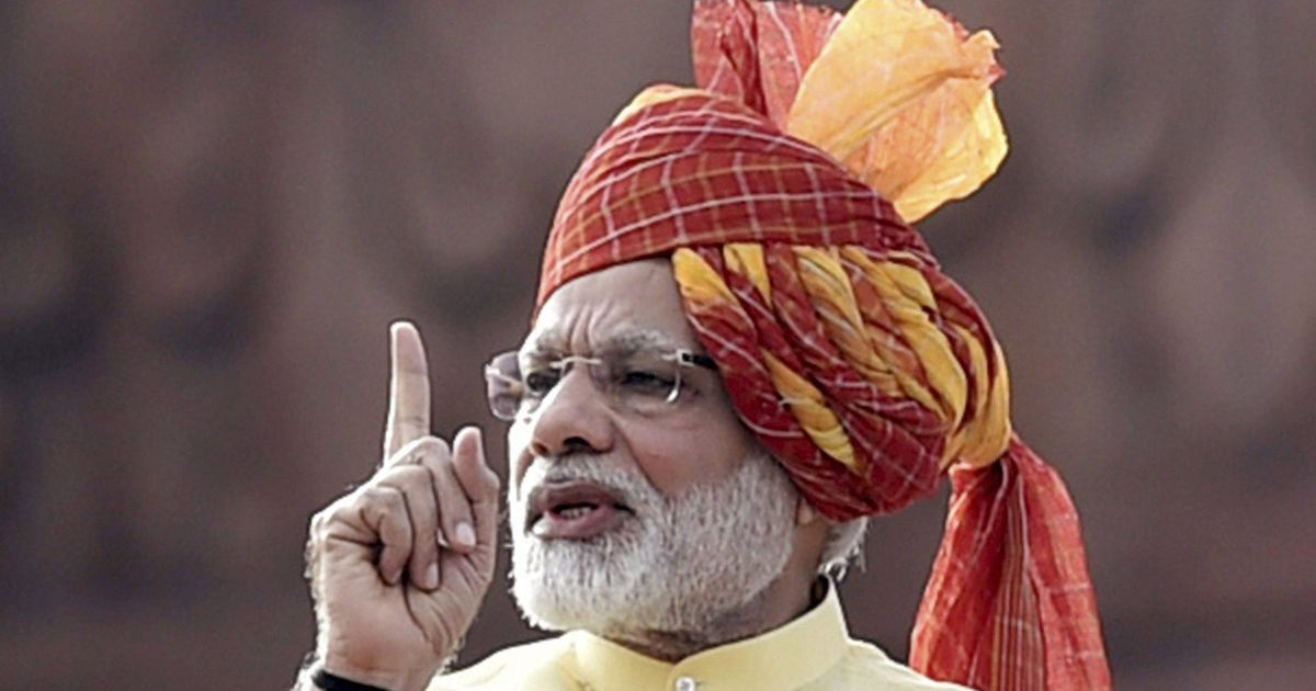 The big news: Modi says Kashmir crisis can only be solved with love, and nine other top stories