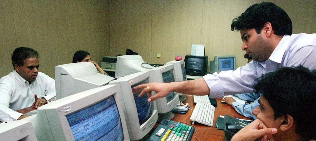 Sensex closes 321 points higher, Nifty jumps 103 after opening flat