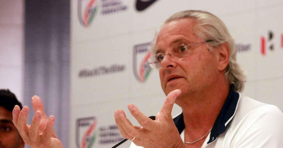 India's U-17 head coach targets improvement in defending corners ahead of World Cup