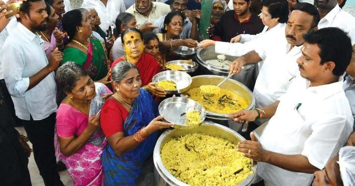 Indira canteens are strikingly similar to Amma canteens, but will they work equally well?