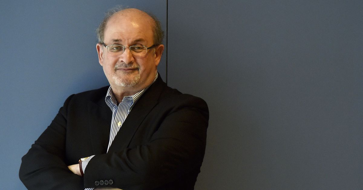 Salman Rushdie's new novel abandons magical realism to become a political suspense thriller