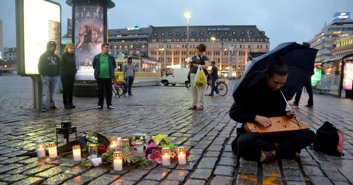 Finland stabbing attack was an act of terror, say police