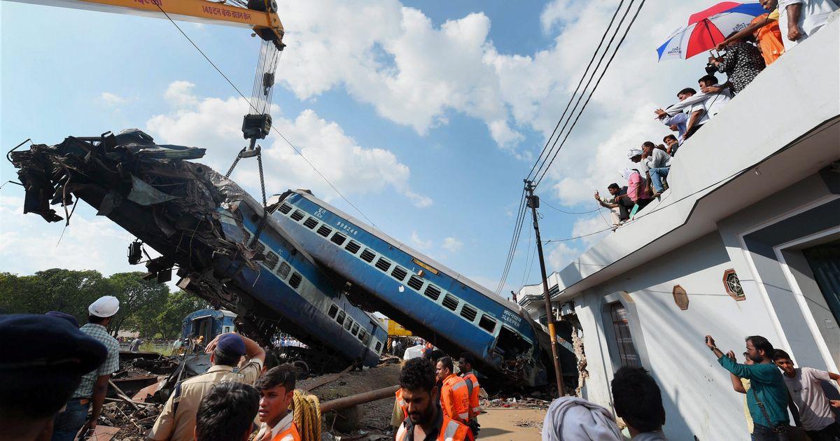 Utkal Express derailment: Uttar Pradesh Police say no proof of any terror links yet