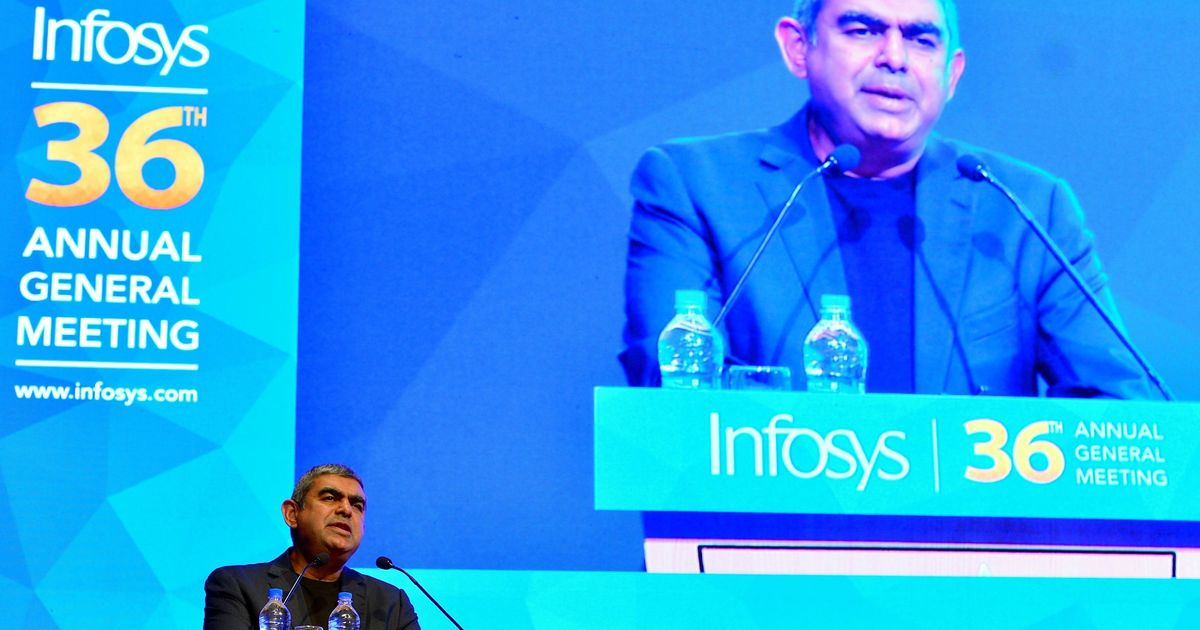 As Infosys struggles with Sikka's exit, it faces three levels of risk