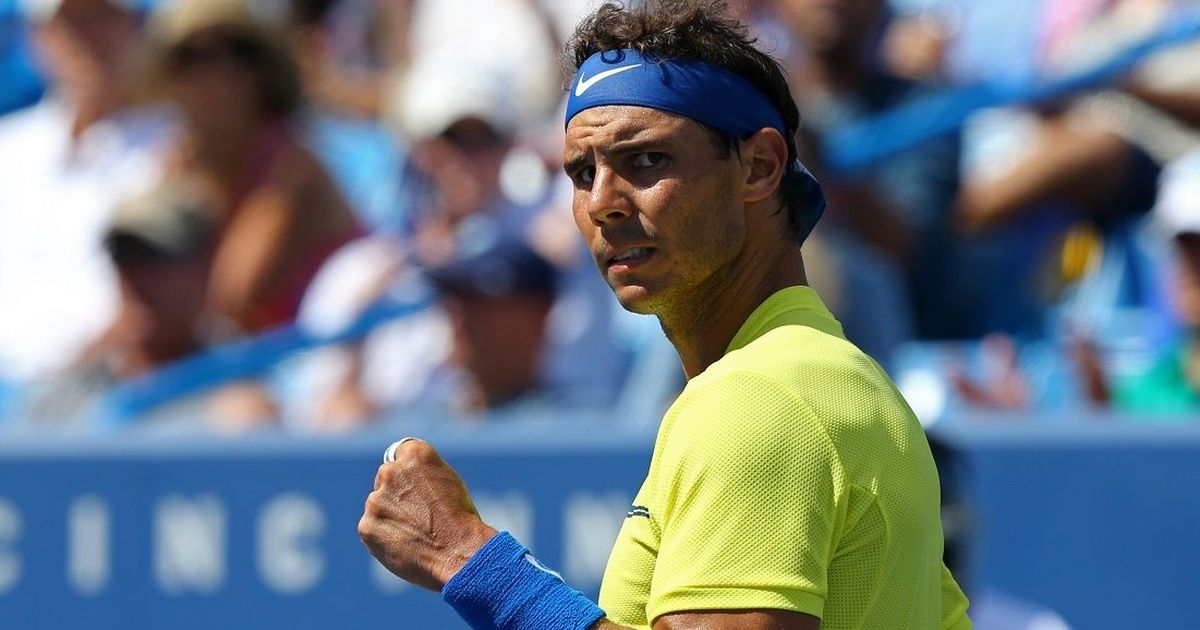 Rafael Nadal hails 'unbelievable' climb back to No 1 spot in ATP rankings