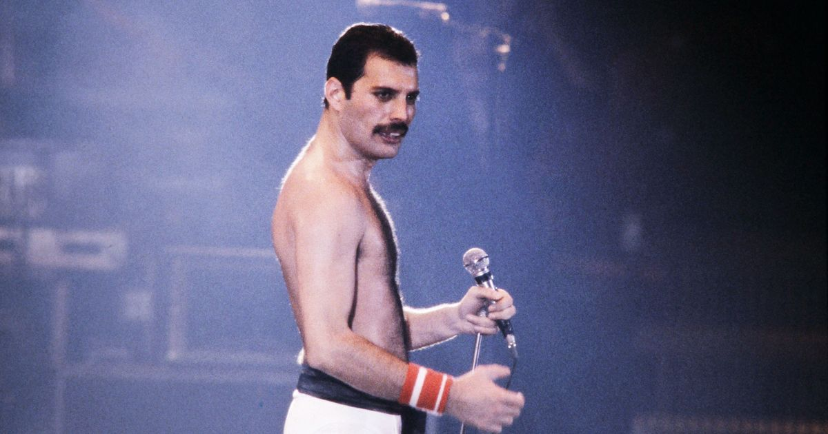 What made Freddie Mercury's voice so magical? His teeth