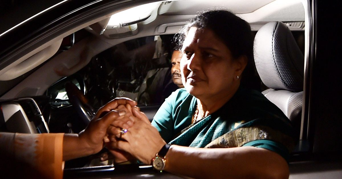 Officials claim Sasikala did not leave jail, was walking to visitors' room to meet lawyers: Report