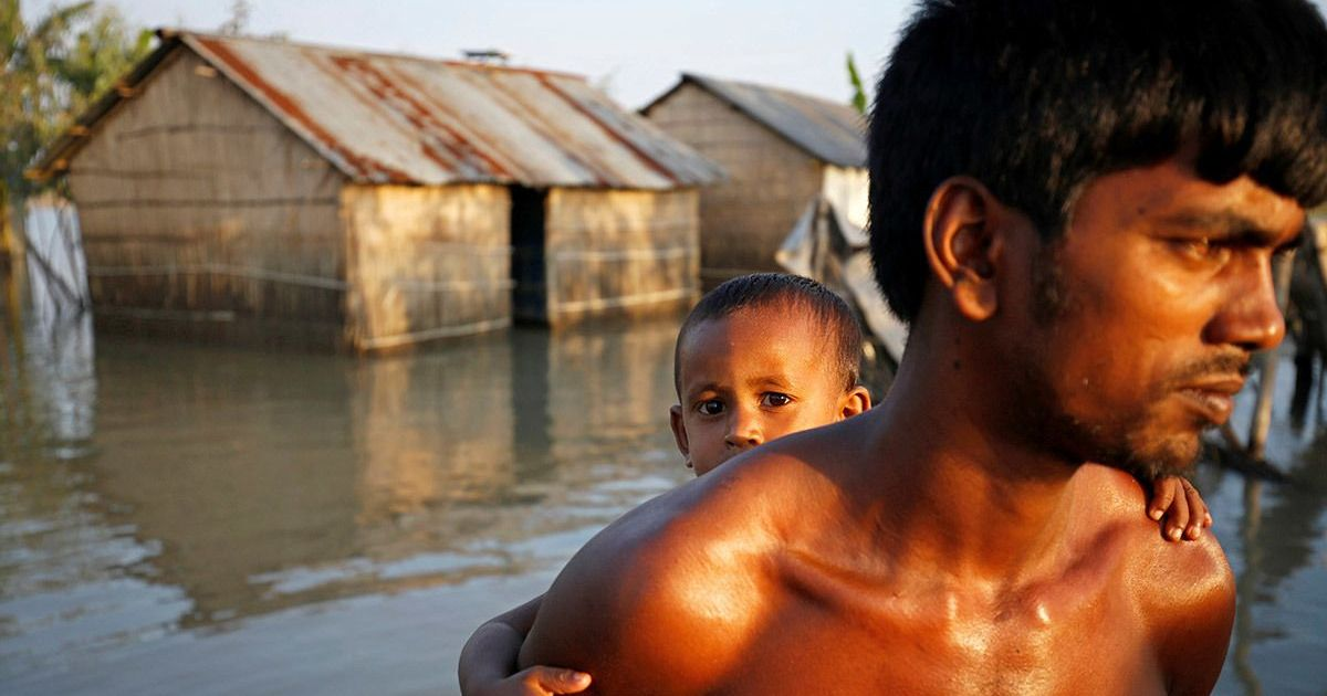'We are not used to floods here': How Bangladesh was caught off guard by this year's deluge