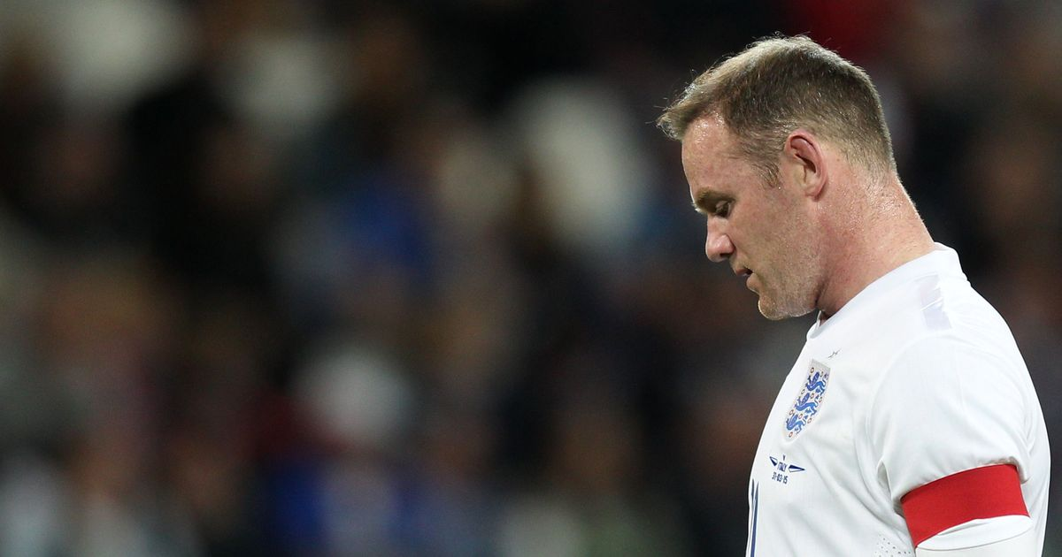'I believe now is the time to bow out': Wayne Rooney retires from international football