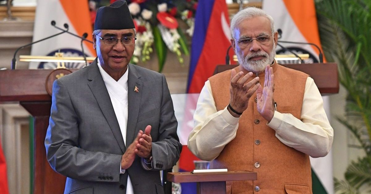 Opinion: The idea that Nepal must maintain an equal relationship with India and China is foolish