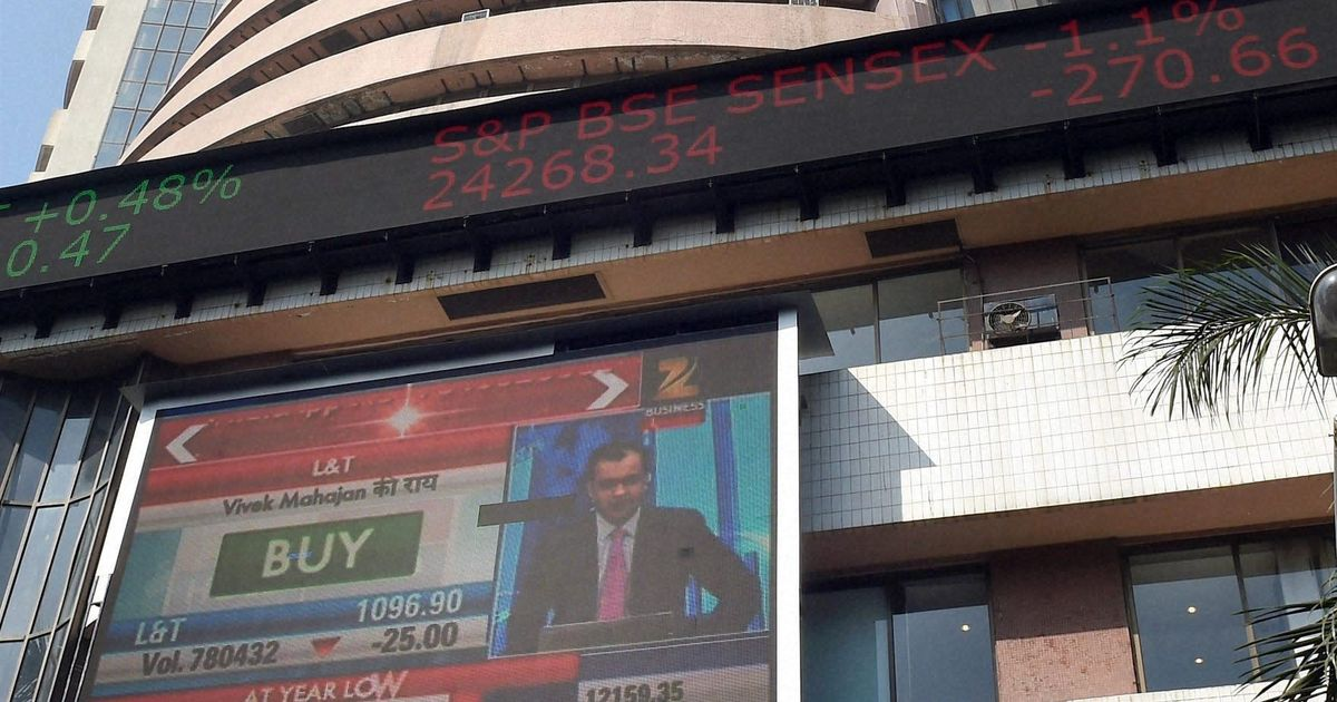 Sensex, Nifty end flat ahead of Ganesh Chaturthi weekend, pharma shares show strong growth