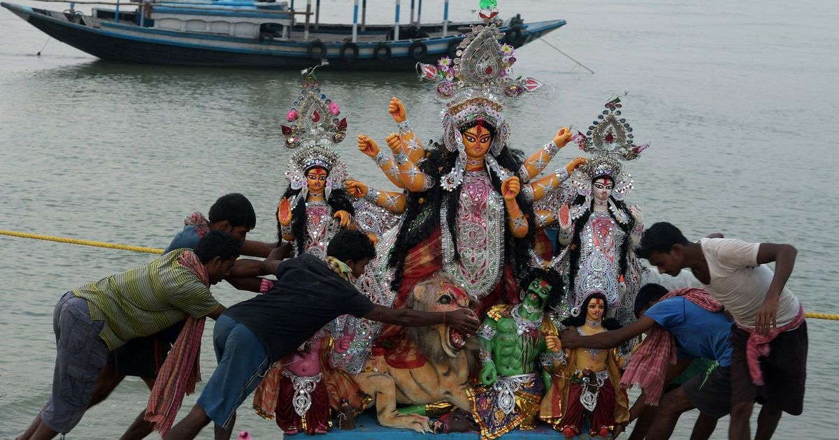 By barring Durga idol immersions on Muharram, Mamata hands BJP one more issue to capitalise on