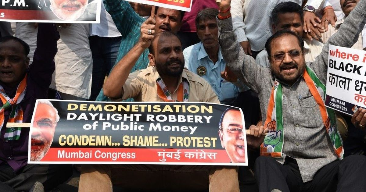 Demonetisation hit smaller companies hardest, services sector profits slumped 114.5%: RBI report