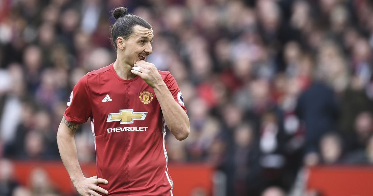 No chance Zlatan will play Champions League group stage, says Jose Mourinho