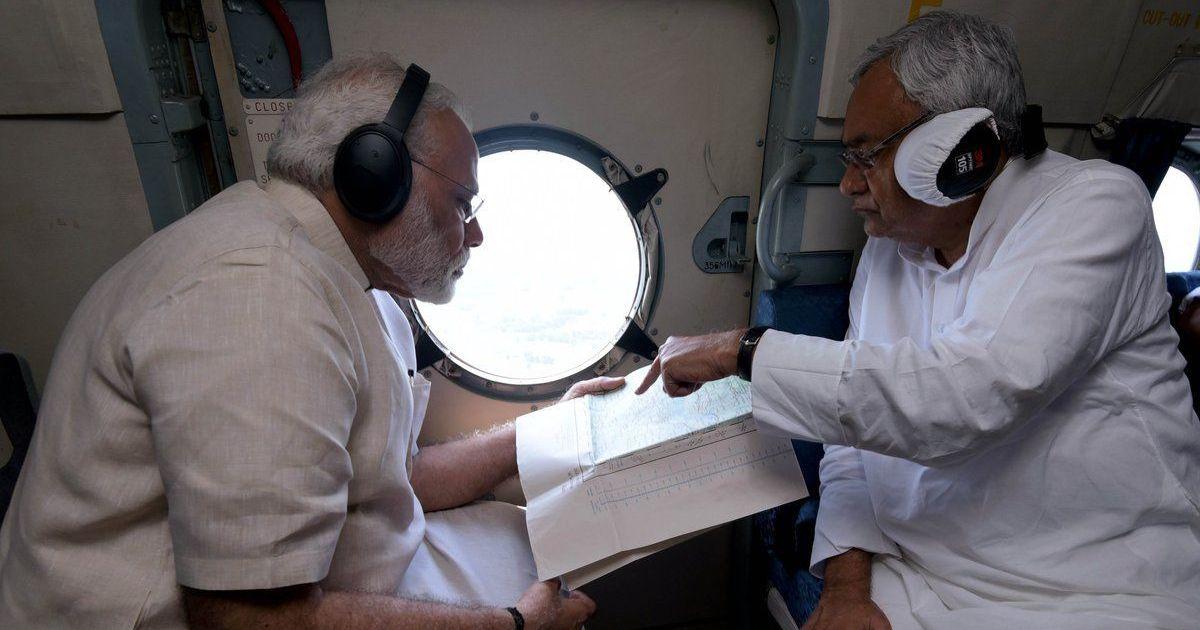 Bihar floods: Narendra Modi announces Rs 500 crore for relief work