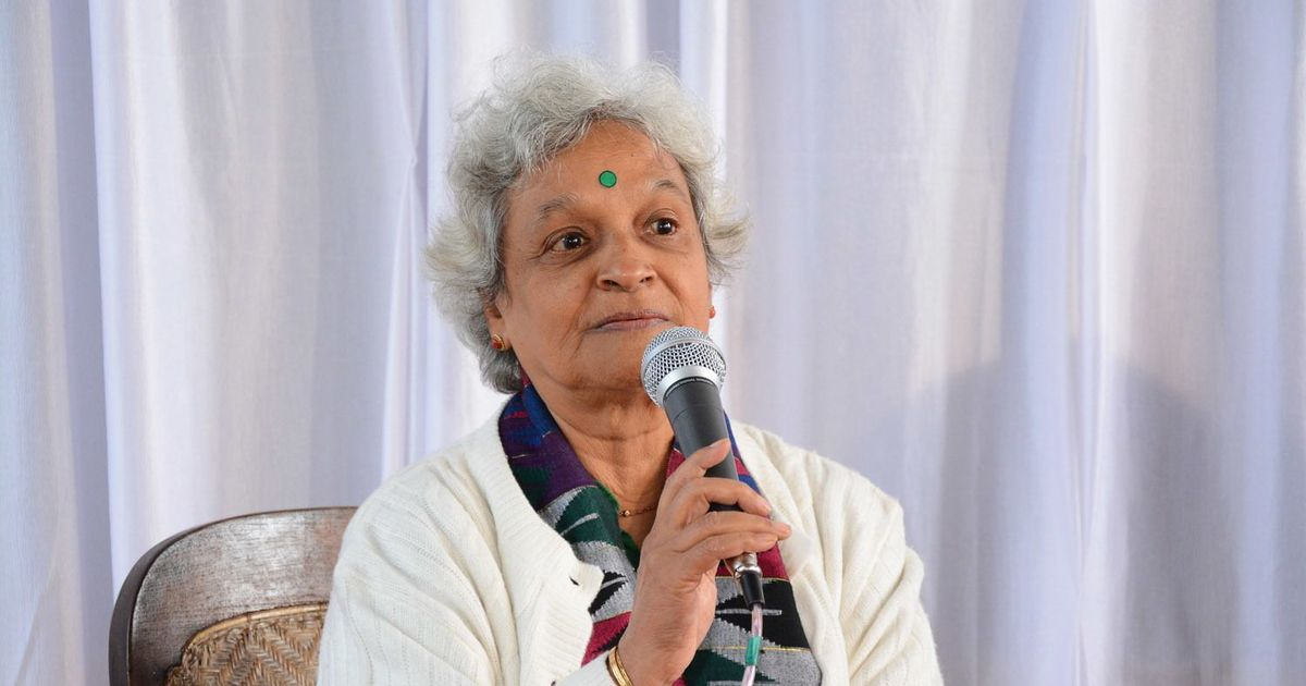 'There is no need to specify that I am a woman writer': Ambai