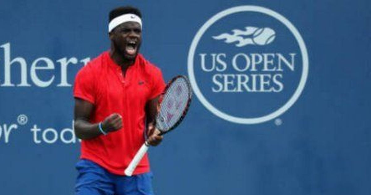 From hand-me-down tennis gear to playing Federer at US Open, Frances Tiafoe is living the dream