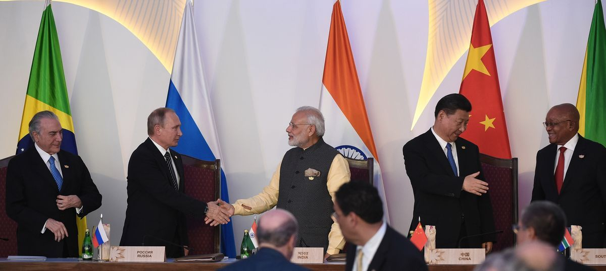 Narendra Modi will attend the Brics summit in China next month