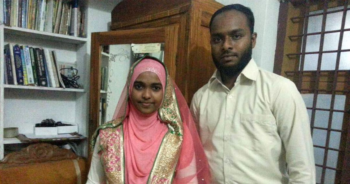Love jihad bogey: Hadiya committed no crime. Why has she been in confinement for a year now?