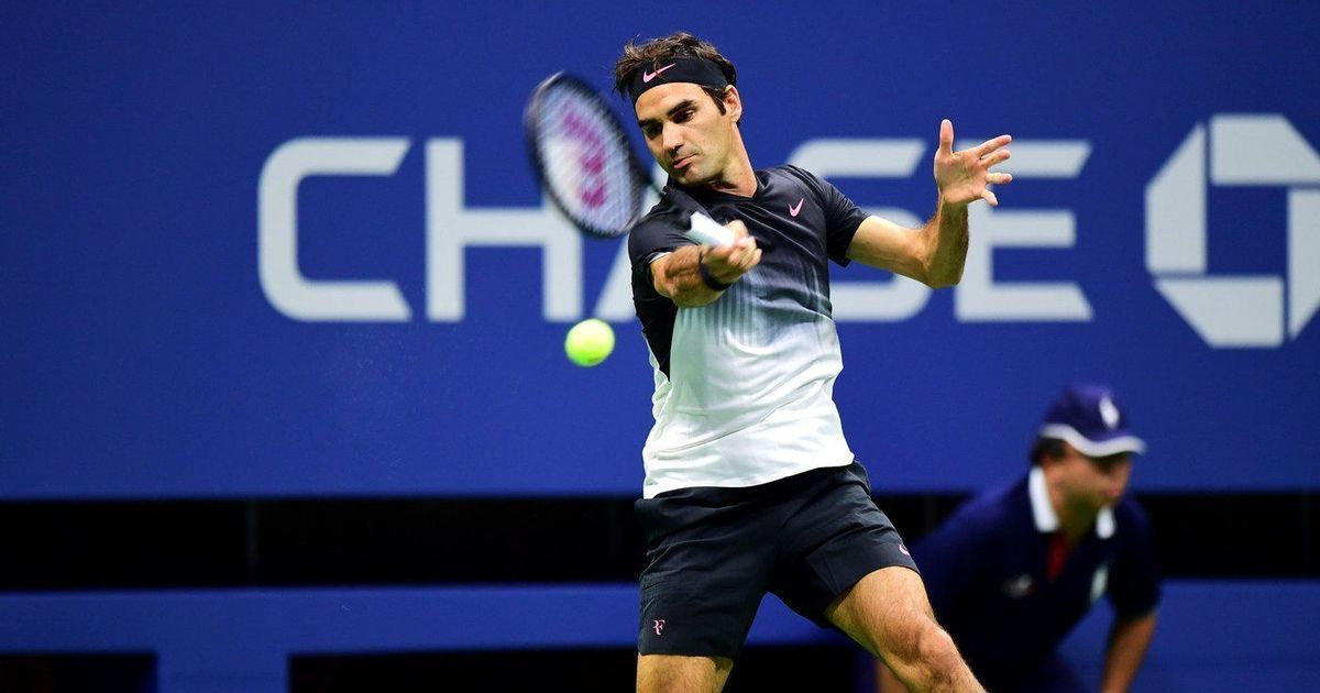 First-round jitters: Roger Federer stretched to five sets on his return to the US Open