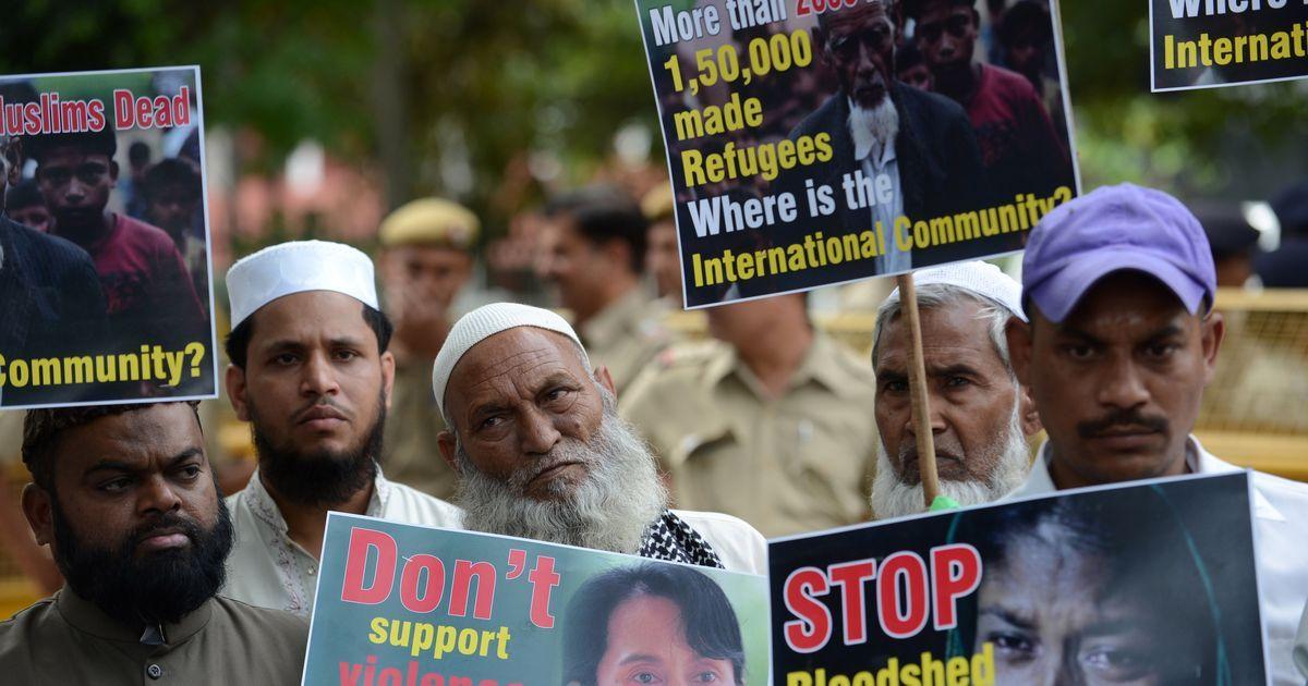 Myanmar violence: 400 die in a week after Rohingya militants clash with Army