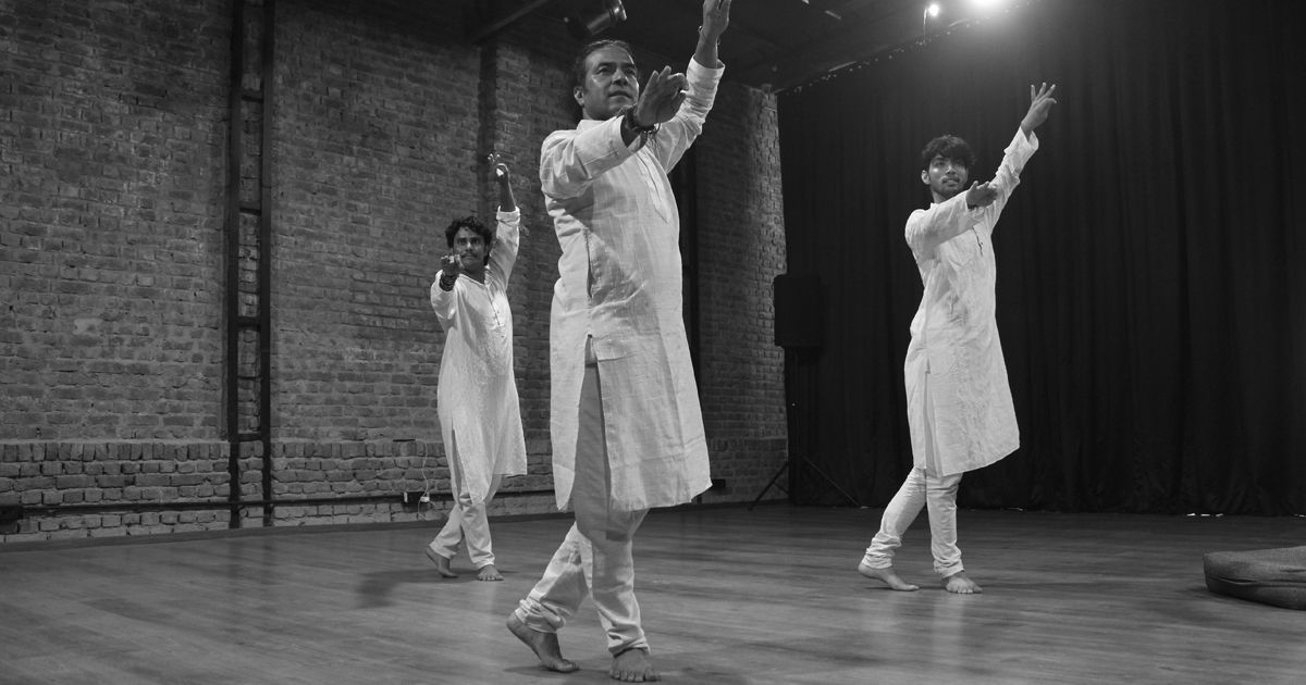 Nearly Every Male Kathak Dancer In The World Is Connected To This Family Of Performers In