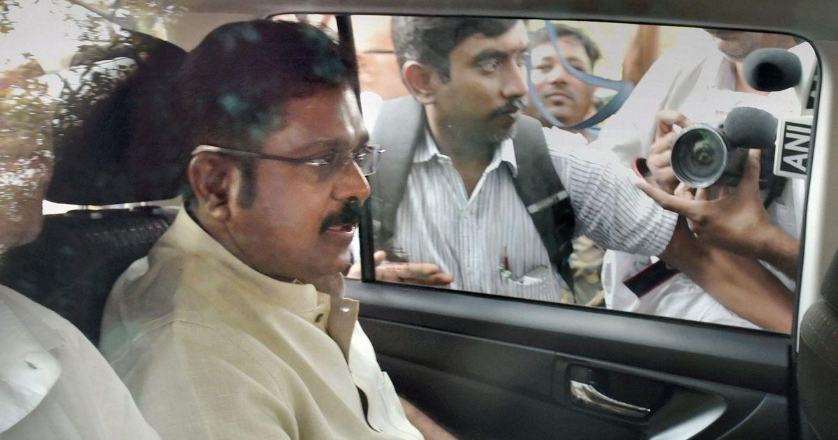 AIADMK drama: President should intervene in Tamil Nadu's 'extraordinary situation', says Dinakaran