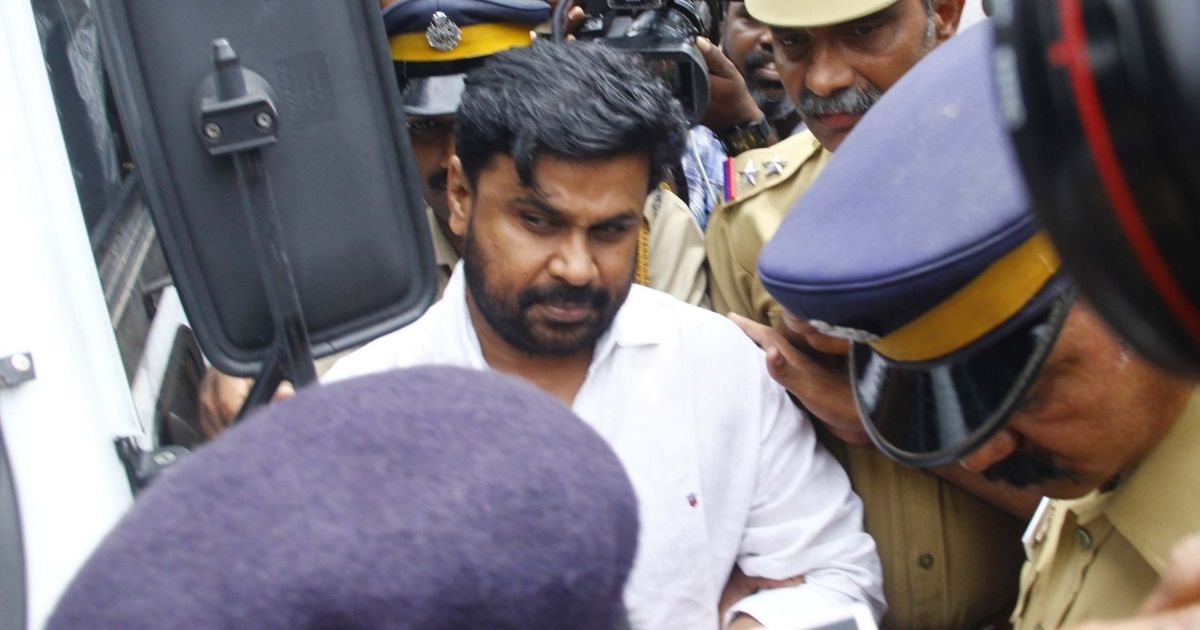 Kerala: Actor Dileep granted two-hour parole to attend father's death anniversary rituals