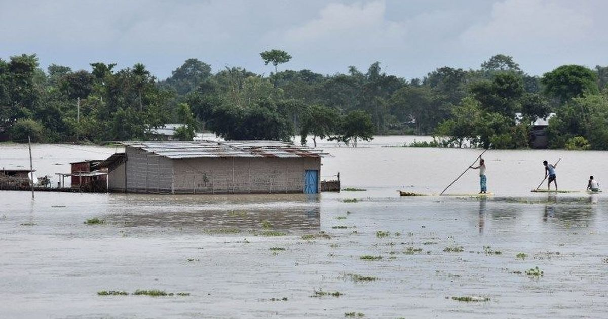 Lessons from Assam: India's flood control policy must go beyond embankments