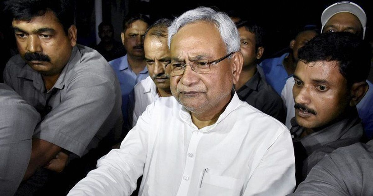 The buzz over JD(U) joining Modi's Cabinet was a media creation, says Nitish Kumar