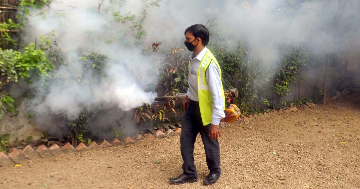 Dengue cases in Delhi up by 54% this year, says MCD data