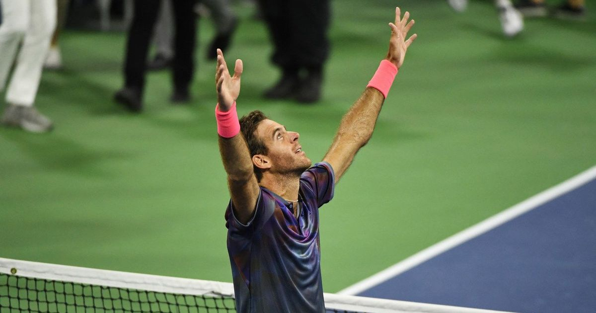 Del Potro notches epic comeback win to oust Dominic Thiem in 4th round of US Open