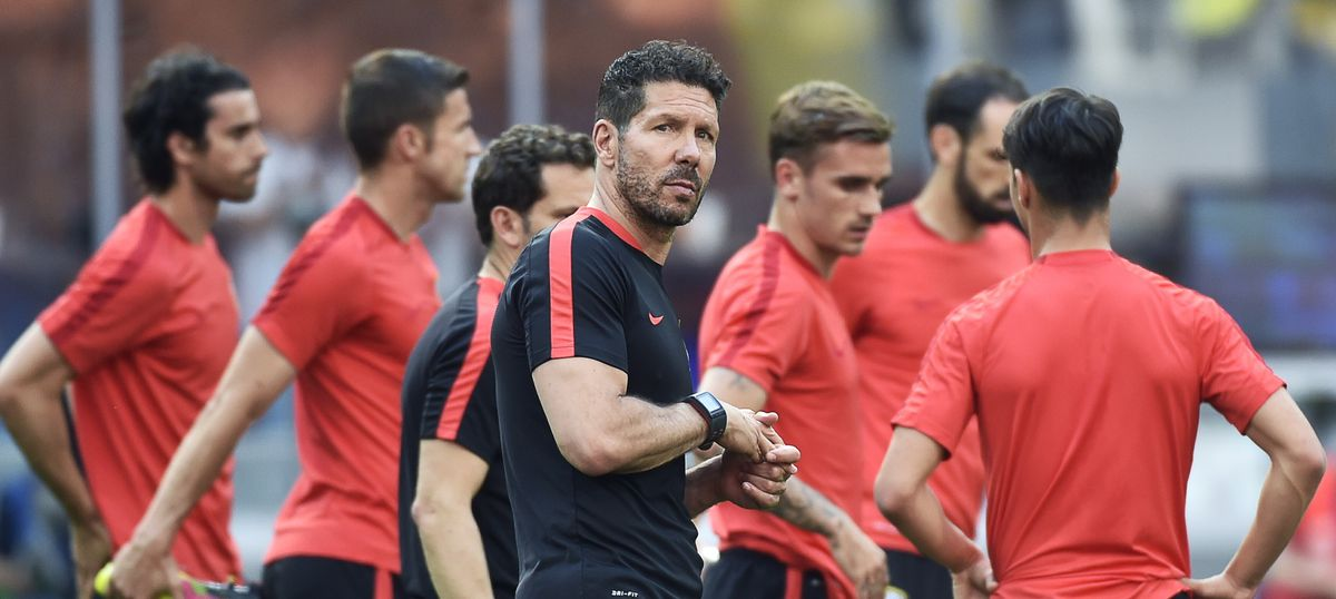 Diego Simeone extends stay at Atletico Madrid till 2020