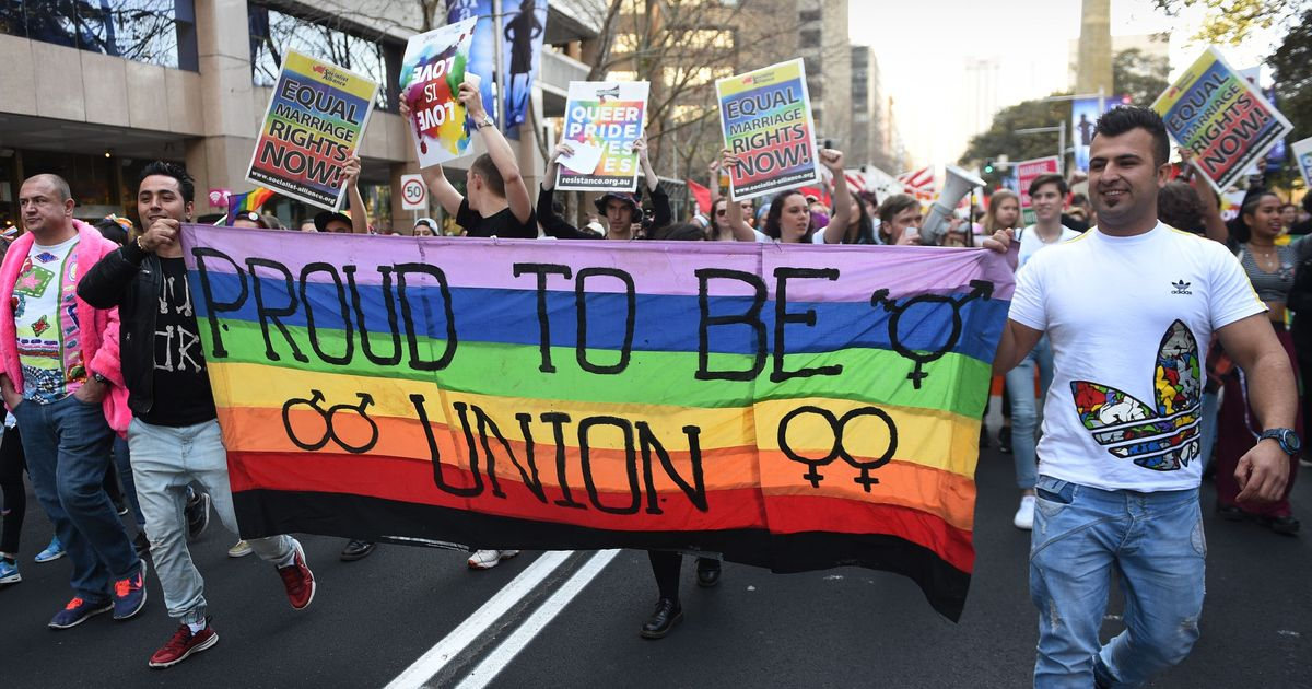 How many support gay marriage in Australia? – Top court hears plea to stop public survey