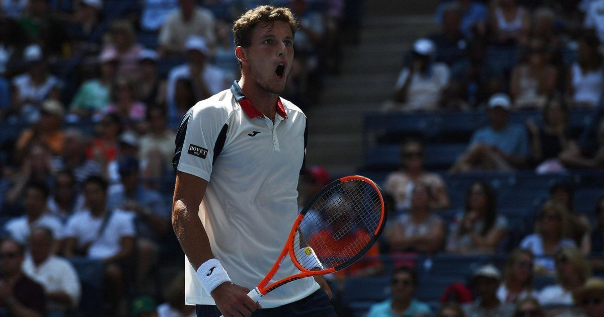 Carreno Busta reaches first Major semis after routing Schwartzman in the quarter-final