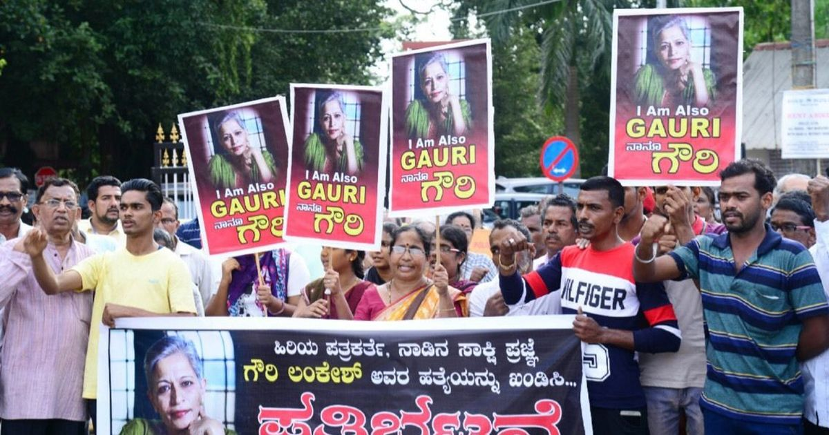 Readers' comments: Gauri Lankesh's death should not go in vain – time to show the might of the pen