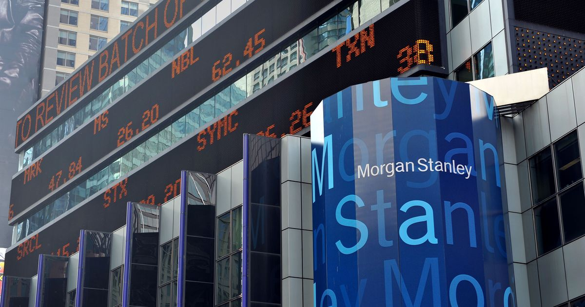 The business wrap: Morgan Stanley pegs India's GDP growth at 6.7% this year, and 6 other top stories